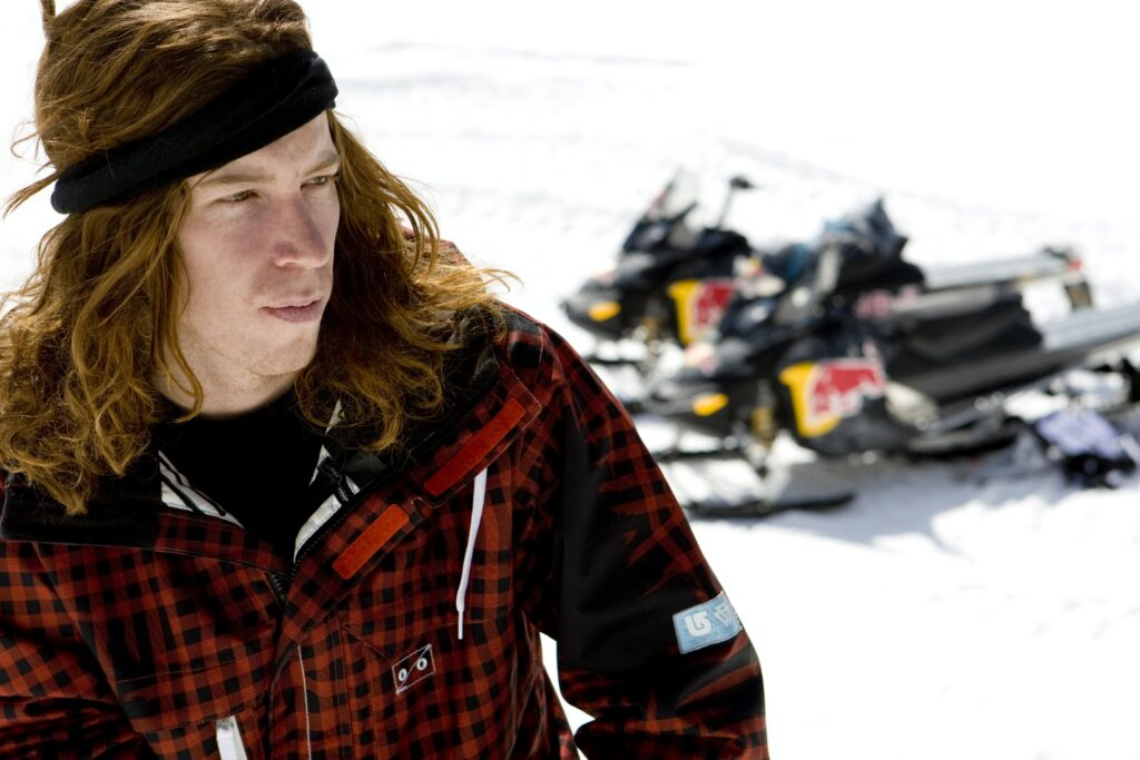 Shaun White in Red Bull Project X